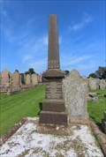 Image for McIver Obelisk - Kirk Braddan Cemetery - Braddan, Isle of Man
