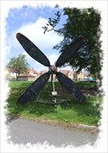 Image for SR.N4 Hovercraft Propeller - Dover Transport Museum, Kent, CT16 2HQ
