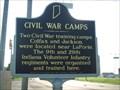 Image for Civil War Camps - La Porte, IN