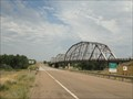 Image for LONGEST  truss bridge in Montana - Wolf Point (Montana)  USA