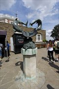 Image for Dolphin Sundial -- Royal Observatory, Greenwich, London, UK