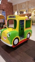 Image for Hot-dog truck at Danbury Fair Mall - Danbury, CT