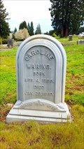 Image for Caroline Waring - Pleasant Hill Cemetery - Pleasant Hill, OR