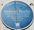 Image for Samuel Baylis - Whitecross Street, London, UK