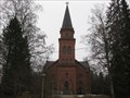 Image for The Evangelical Lutheran church - Asikkala, Finland / Asikkalan kirkko