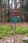 Image for Dollberg - Highest Point in Saarland - Nohfelden, SL, Germany