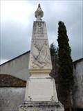 Image for Monument aux Morts - Voissay, Nouvelle Aquitaine, France
