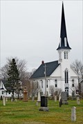 Image for Peniel United Church Cemetery - Five Islands, NS
