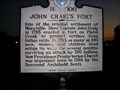 Image for JOHN CRAIG'S FORT ~ 1E 100