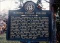Image for Masonic Female College GHM 128-14