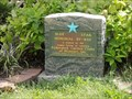 Image for State Fair Blue Star Marker - Sedalia, Mo.