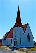 Image for St. John's Anglican Church - Peggy's Cove, NS