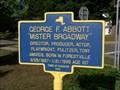 Image for George F. Abbott - Forestville, New York