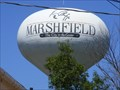 Image for West Cleveland Street Water Tower - Marshfield, WI