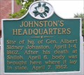 Image for Johnston's Headquarters