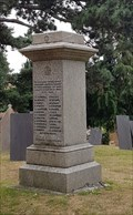 Image for Combined WWI / WWII memorial column - St Egelwin the Martyr - Scalford, Leicestershire