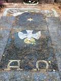 Image for Mosaik an der Familien-Grabstätte Eckler - Friedhof Ohlsdorf , Hamburg, Germany