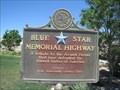 Image for I-70 West Thompson Rest Area Blue Star Memorial- Thompson, Utah