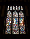 Image for Stained Glass Windows, All Saints - Crowfield, Suffolk