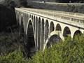 Image for Old State Route 2 Arroyo Hondo bridge - Gaviota, California