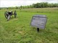 Image for Graham's Rockbridge Artillery Tablet - Gettysburg, PA