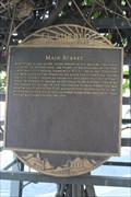 Image for Main Street -- El Pueblo de Los Angeles, Los Angeles CA