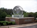 Image for Molex Corporate Headquarters Employee Entrance - Lisle, IL