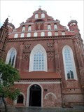 Image for Church of St. Francis and St. Bernard - Vilnius, Lithuania
