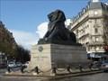 Image for Lion of Belfort - Paris, France