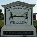 Image for The Friendly City  -  Wheeling, WV
