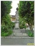 Image for Le monument aux morts - Barrême, France