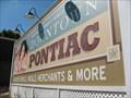Image for Downtown Pontiac / Vermilion River signs - Pontiac, IL