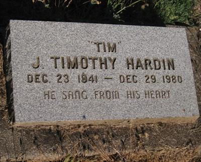 Tim Hardin Turner Oregon Grave Of A Famous Person On Waymarkingcom