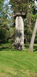 Image for Standing columns in Guildwood Park - Toronto, ONT