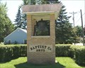 Image for First Baptist Church Bell - Kasson , MN
