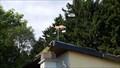 Image for Fox as weathervane - Miesenheim - Germany - Rhineland/Palatinate