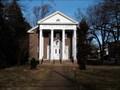 Image for Christian Science Church - Haddonfield Historic District - Haddonfield, NJ