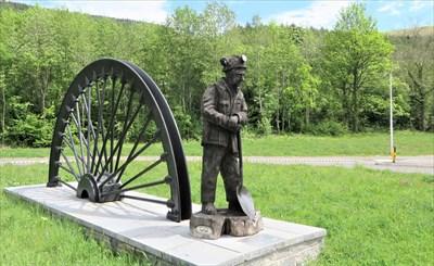Coal Miner - Merthyr Vale