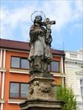 Image for St. John of Nepomuk - Prestice, Czech Republic