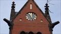 Image for Clock of Christuskirche - Gelsenkirchen, Germany