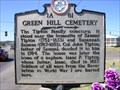 Image for GREEN HILL CEMETERY ~ 1A 61