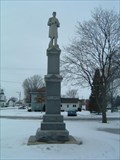 Image for Tampico Civil War Memorial - Tampico, Illinois