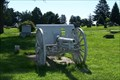 Image for Oak Hill Cemetery Cannon - Plattsmouth, NE