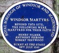 Image for Windsor Martyrs - Thames Street, Windsor, UK