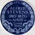 Image for Alfred Stevens - Eton Villas, London, UK