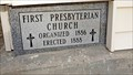 Image for First Presbyterian Church of Anaconda - 1888 - Anaconda, MT