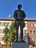 Image for General George S. Patton Statue - Dysina, Czech Republic