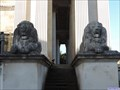 Image for Fitzwilliam Museum Lions - Trumpington Street, Cambridge, UK