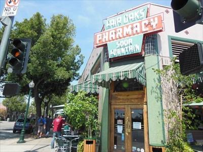 veritas vita visited Fair Oaks Pharmacy - South Pasadena, California