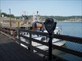 Image for Bay Street Pier Binoculars  -  Newport, OR